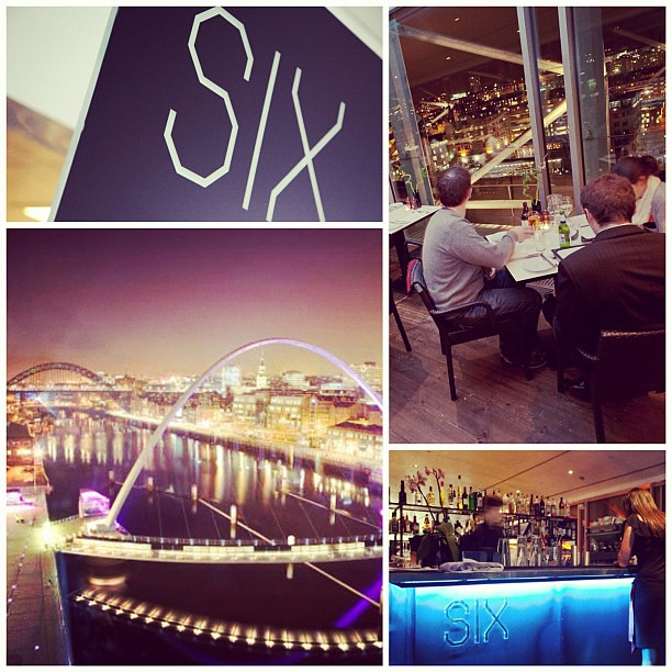 SIX Baltic Newcastle restaurant