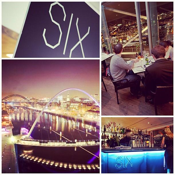 SIX Baltic Newcastle restaurant