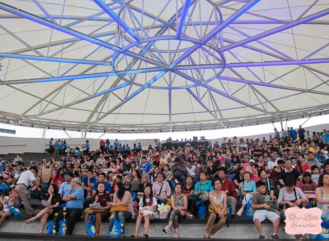 SKM 2012 Audience