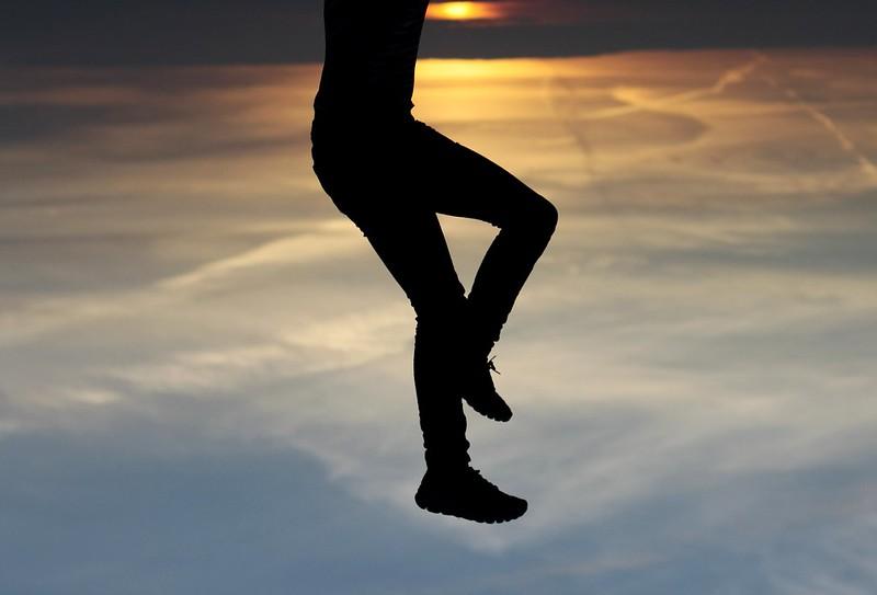 Walk the sky