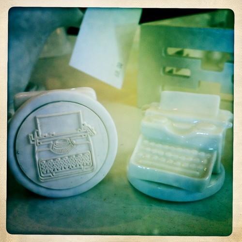 Tyypewriter stamp