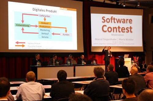Software Contest 2012 | Bern