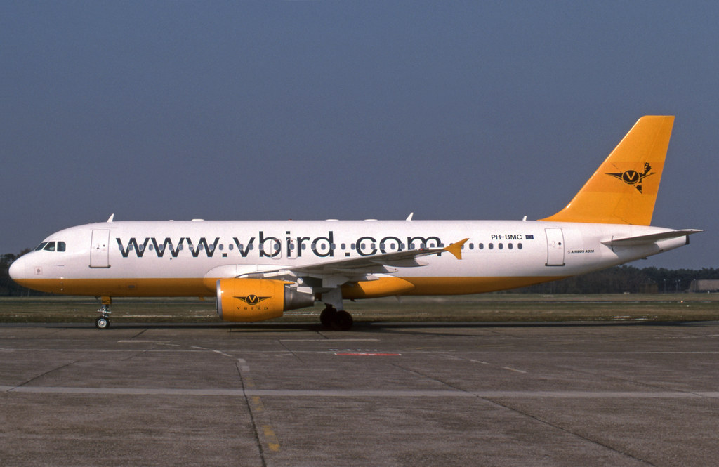 PH-BMC (V Bird)