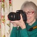 Jane with her new Nikon D600 by Geoffrey in Sound