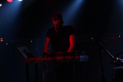 Ben Frost @ Meetfactory #16