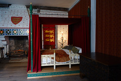 Replica Bedchamber for Edward I