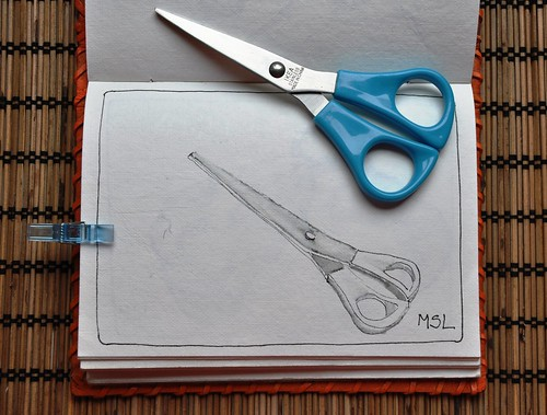 EDM Challenge #105 – Draw some scissors