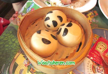 bakpao panda
