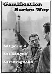Gamification Sartre Way