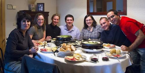 Raclette 25-11-2012