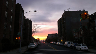 48th Avenue in Sunnyside, Queens NYC