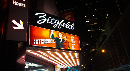 New York Premiere of HITCHCOCK - Ziegfeld Theatre NYC