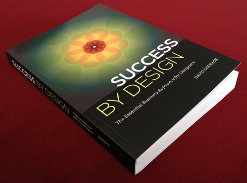 Success by Design: The Essential Business Reference for Designers Book Cover