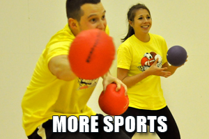 More Sports with DC Social Sports Club