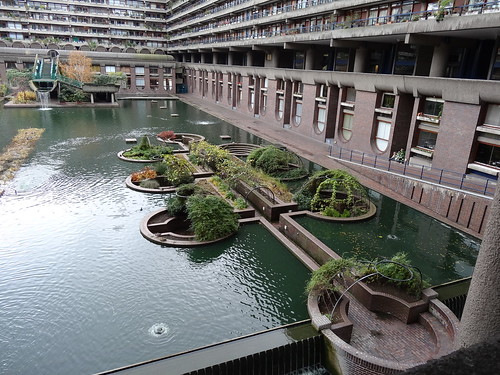 145 - More Barbican Lake