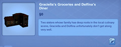 Graciella's Groceries and Delfina's Diner