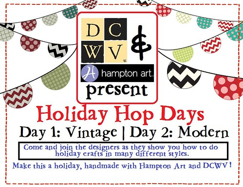 DCWV Holiday Blog Hop