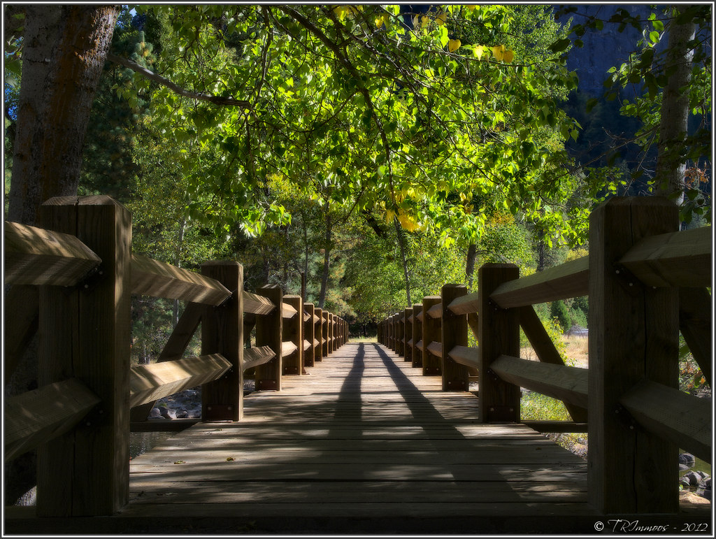 Bridging the Merced