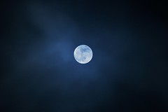 [Free Images] Nature, Sky, Night Sky, Moon ID:201212041800