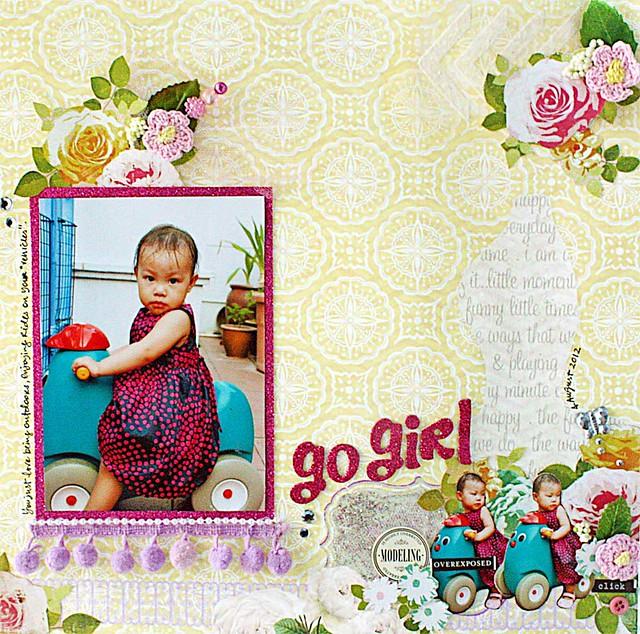 Go-girl