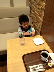 モスカフェにて (2012/11/26)
