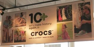 crocs2012年秋冬新作展示会1