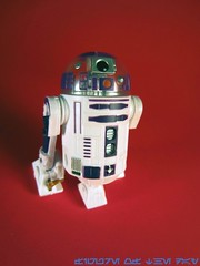 Purple R3-Series Astromech Droid