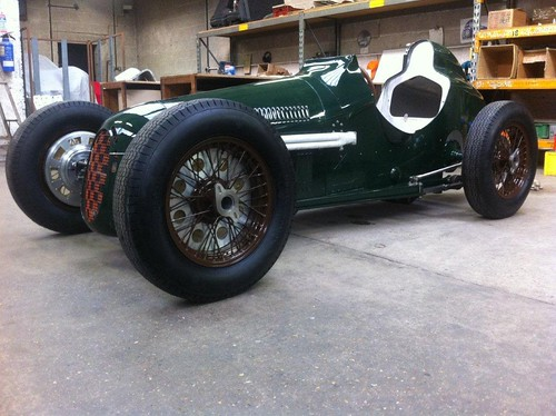 Austin Seven Twin cam 1938 ( uk ) by vintage-revival