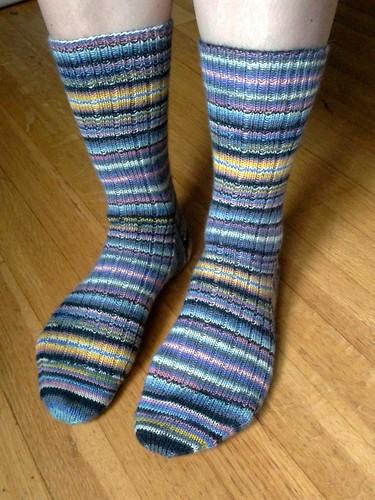 Liquorice allsorts socks