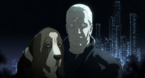 GITS2 batou & dog