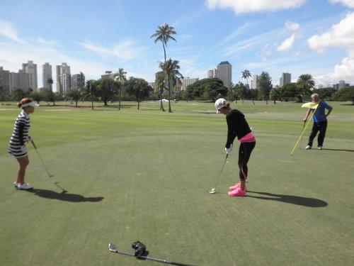 Ala Wai Golf Course 025