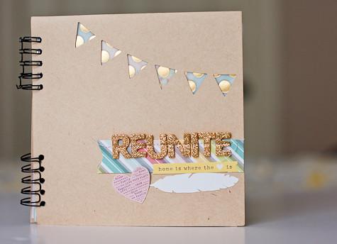 Mini Album: Reunite