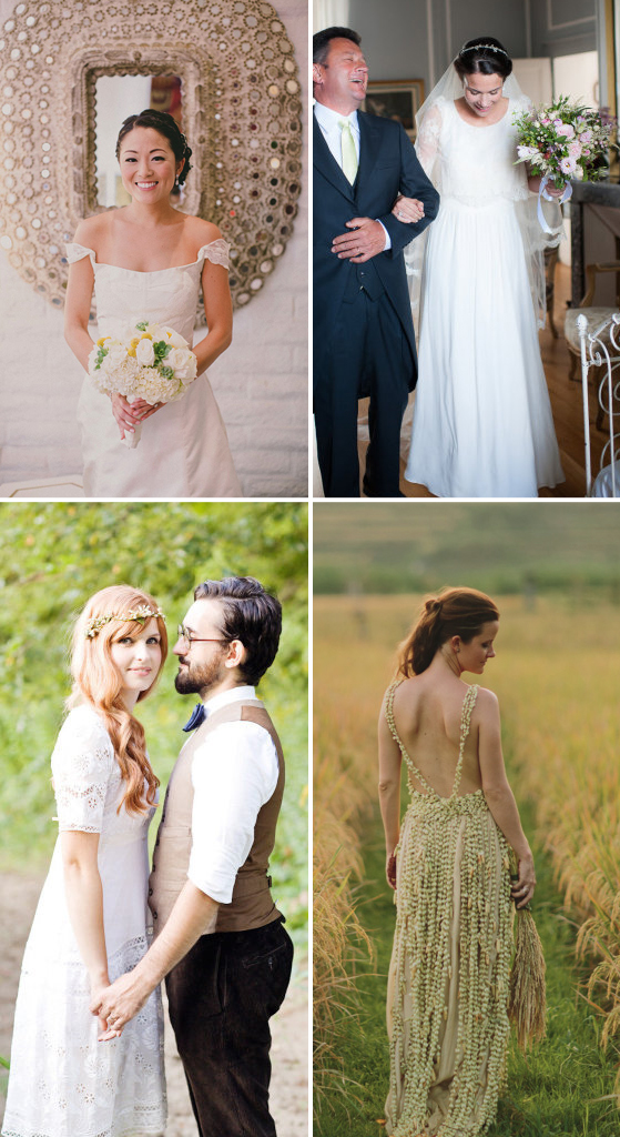 Wedding Gowns via Lovestru.ck