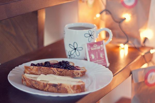 December breakfast