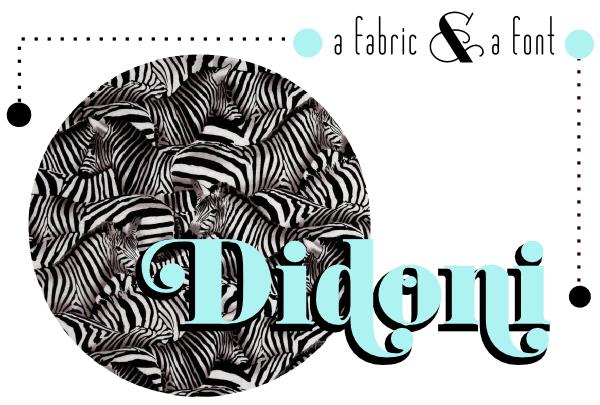 Didoni + African Inspirations Zebra
