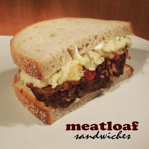 Metloaf sandwich
