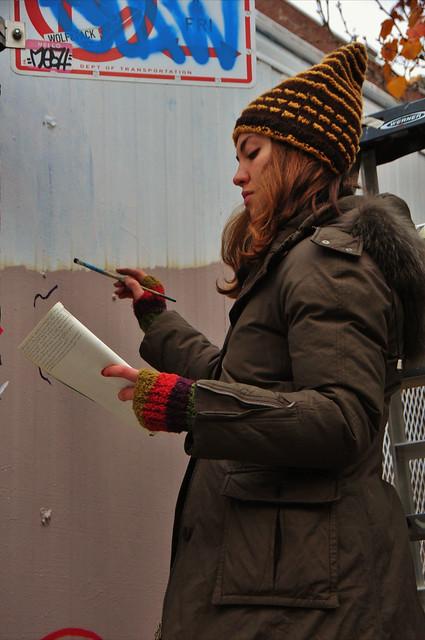 Artist Jade Fusco