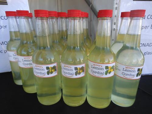Missy's Lemon Cordial