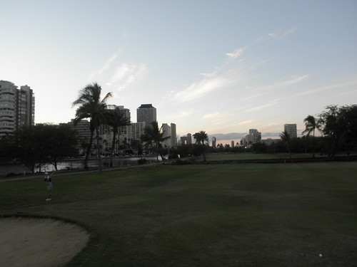Ala Wai Golf Course 240