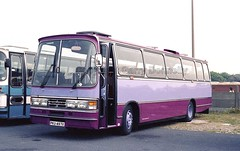 Crispin Coaches, Sheffield