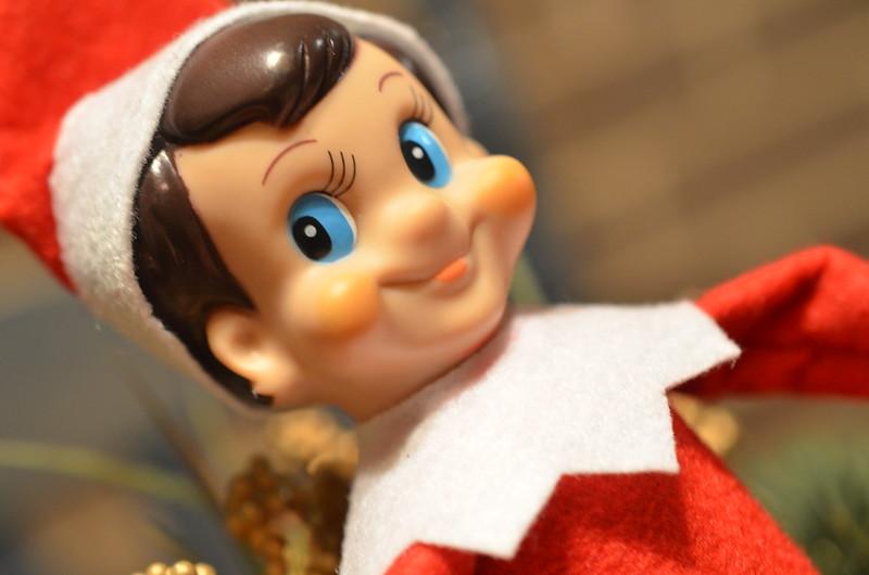 Elf on a Shelf Doll