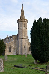 St. Giles church, Standlake