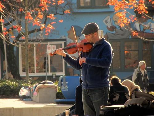 Fall Violin