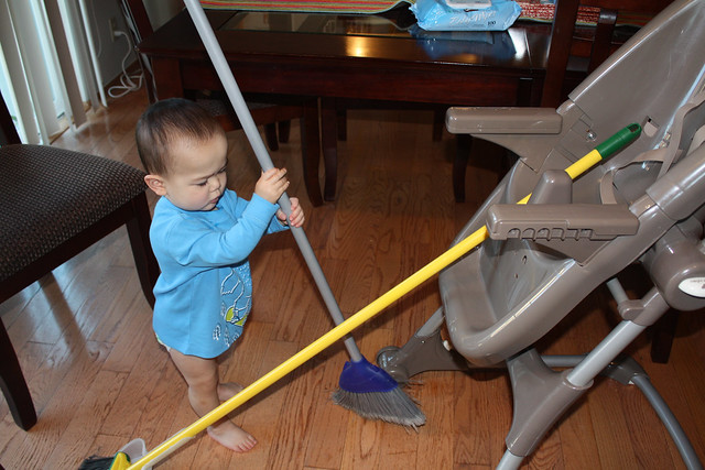 Playing with Brooms