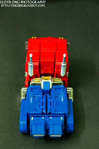 Semi Truck Mode