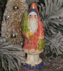 German Belsnickle Santa
