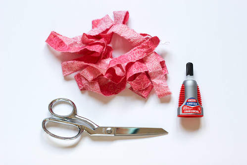 Wrapped Scissors Tutorial by Jeni Baker