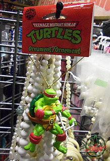 "AMERICAN GREETINGS :: TEENAGE MUTANT NINJA TURTLES - ""RAPHAEL"" Ornament ii (( 2012 ))"