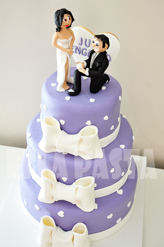 WEDDİNG CAKE