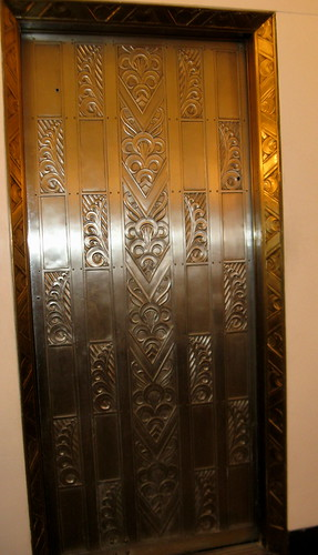 Elevator Door - 3 East 84th Street